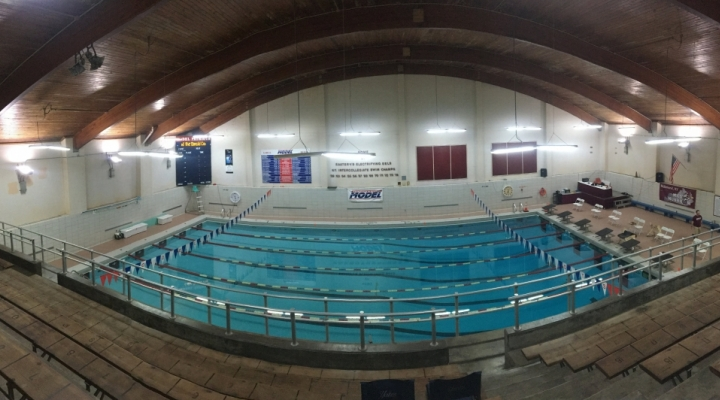 Donald Combs Natatorium